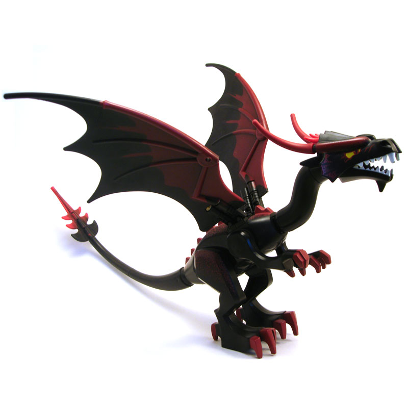 Black Dragon, Ancient