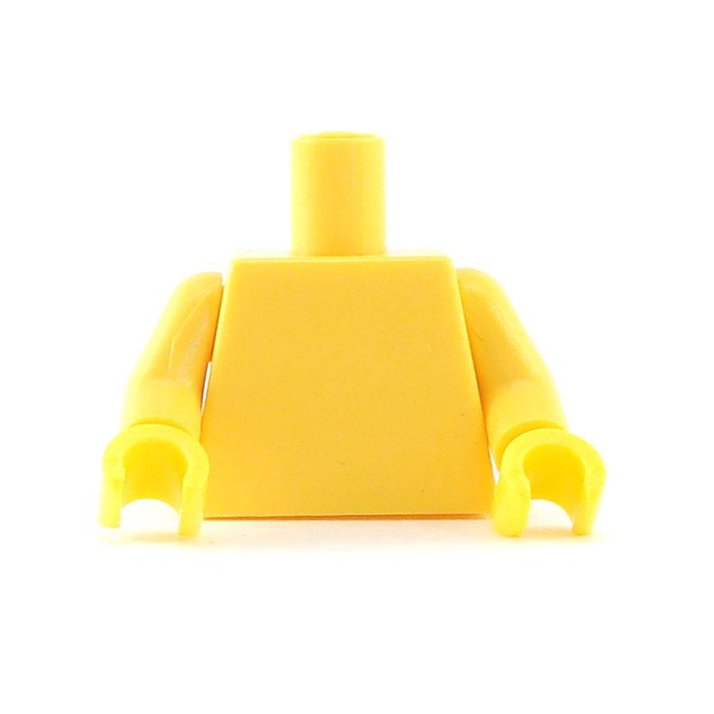 Torso, Plain Yellow
