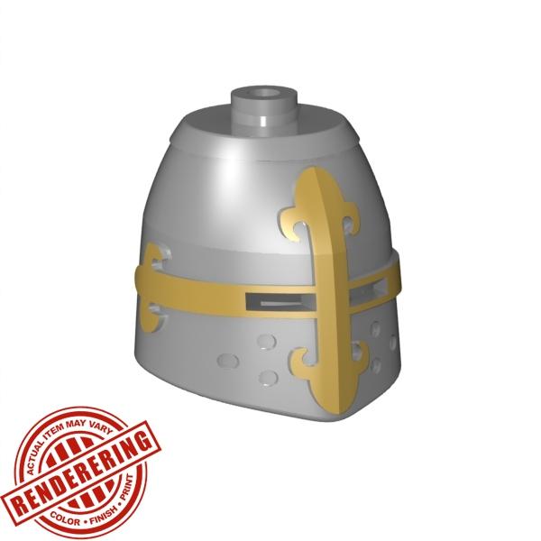 Great Helm by BrickForge
