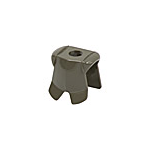 LEGO Breastplate with Leg Protection, Plain