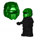 "LEGO ""Galaxy Enforcer"" Helmet by Brick Warriors"