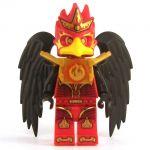 LEGO Aarakocra - Red, Male