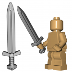 LEGO Viking Longsword by Brick Warriors