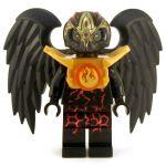 LEGO Aarakocra or Wereraven, Black and Gold