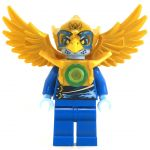 LEGO Aarakocra - Blue and Gold, Energy Design