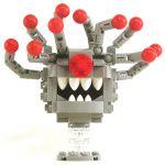 LEGO Beholder Zombie