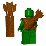 LEGO Arrow Quiver by Brick Warriors