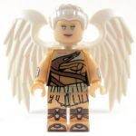 LEGO Angel: Astral Deva, Female, Short White Skirt (Pathfinder and Pathfinder 2)