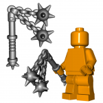 LEGO Spiked Double Flail by Brick Warriors