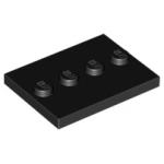 LEGO Minifigure Stand/Base (not LEGO)