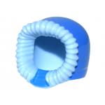 LEGO Fur-lined Hood, Bright Light Blue/Blue