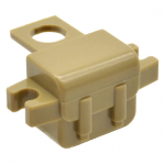 LEGO Backpack with Side Clips, Dark Tan