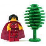LEGO Tree (or Awakened Tree), Large and Trimmed