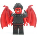 LEGO Cambion, Female (5e), Short Spiked Hair
