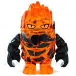 LEGO Magma Elemental, Medium, Thick, Orange
