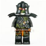 LEGO Wight, Black and Olive Clothing, Armor