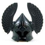 LEGO Winged Helm, Black