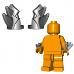 LEGO Bladed Vambrace by Brick Warriors (individual)