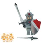 LEGO Paladin Pack - Argent Charlemagne