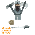 LEGO Dwarf Warrior Pack - Warden
