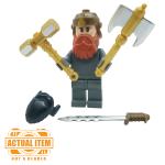 LEGO Dwarf Warrior Pack - Weaponsmith
