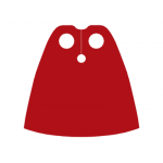 LEGO Minifig Cape - Cloth Standard - Traditional Starched Fabric