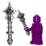LEGO Flanged Mace by Brick Warriors