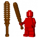 LEGO Kanabo (war club) by Brick Warriors