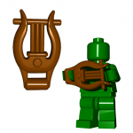 LEGO Lyre by Brick Warriors