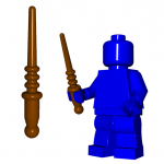 LEGO Magic Wand by Brick Warriors