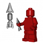 LEGO Plumbata (throwing dart) by Brick Warriors