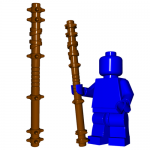 LEGO Quarterstaff / Magical Staff by Brick Warriors