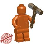 LEGO War Hammer by BrickForge