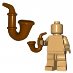 LEGO Gentleman's Pipe by Brick Warriors
