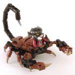 LEGO Tlincalli (Scorpion Folk, Girtablilu)