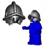 "LEGO ""City Watch"" Helm by Brick Warriors"