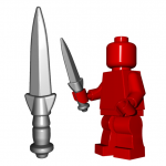 LEGO Dirk by Brick Warriors
