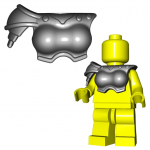 "LEGO ""Gladiatrix"" Female Armor by Brick Warriors"