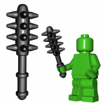 LEGO Spiked Mace by Brick Warriors