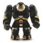 LEGO Golem, Iron (Heavy, Blackened Iron)