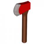 LEGO Woodcutter's Axe