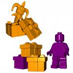 LEGO Marionette, Puppet, Scarionette, Skull Puppet