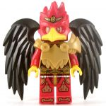 LEGO Aarakocra - Red, Female