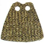 LEGO Custom Cape / Cloak, Mottled Green (Camouflage)