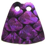 LEGO Custom Cape / Cloak, Shiny Lavender / Pink