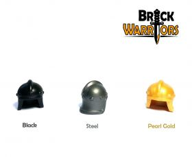 "LEGO ""Archer"" Helm by Brick Warriors"