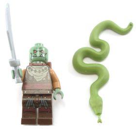 LEGO Snake, Giant Poisonous