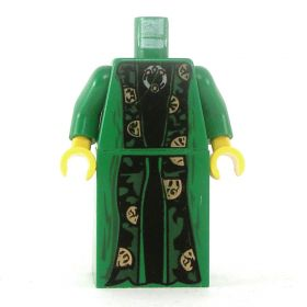 LEGO Green, Black, and Gold Robes