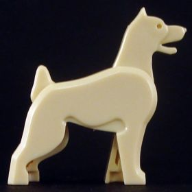 LEGO Dog, Tan