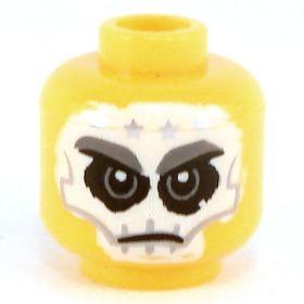 LEGO Head, Skull Face Paint